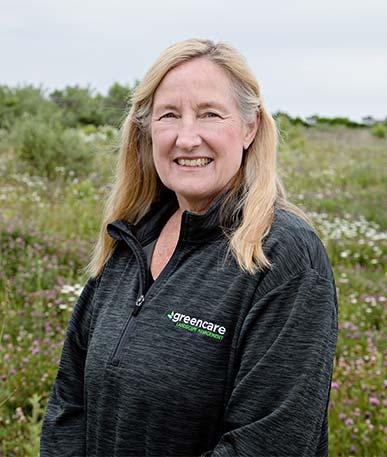 Sara Anderson, Greencare Landscape Designer